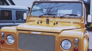 Importing Land Rover Defender into the U.S. - Part 1