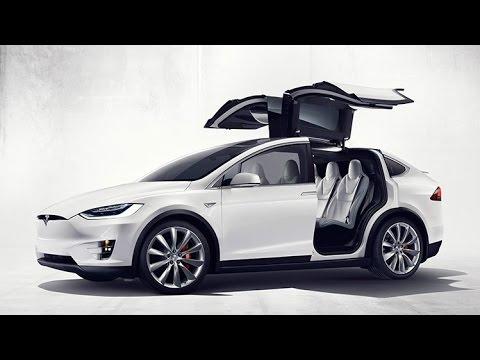 Top 10 faktů o společnosti Tesla Motors