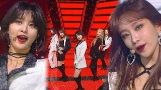 EXID(이엑스아이디) - I LOVE YOU(알러뷰) @인기가요 Inkigayo 20181202