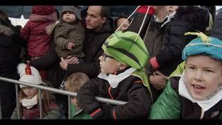 Warm welkom voor Sinterklaas en zijn Pieten in Hellevoetsluis
