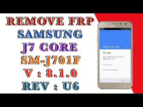 J701F 8 1 0 FRP REMOVE | J7NXT 8 1 0 FRP REMOVE|J7 8 1 FRP