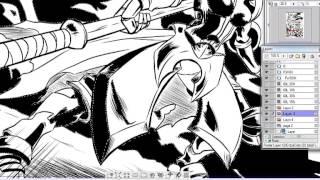 Tutorial Manga studio 4 (español)
