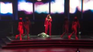 FAITH EVANS  SEPT 10,2016 (NO OTHER LOVE)
