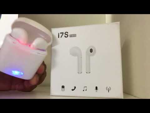 i7s Tws Earbuds