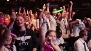 Gleeds supports The Transformation Trust's Rock Assembly 2013 concert