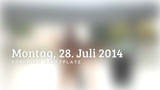 preview picture of video 'Friedensmahnwache Dornbirn 28. Juli 2014'