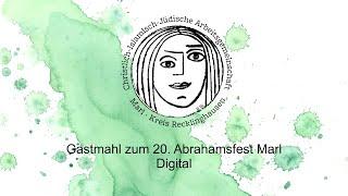 Gastmahl zum 20. Abrahamsfest Marl – Digital