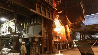 Trump launches investigation into steel imports