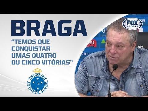 VITÓRIA DO CABULOSO! Abel Braga fala ao vivo após Botafogo 0 x 2 Cruzeiro