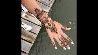 Henna Tangan Simple Dan Mudah Free Video Search Site Findclip