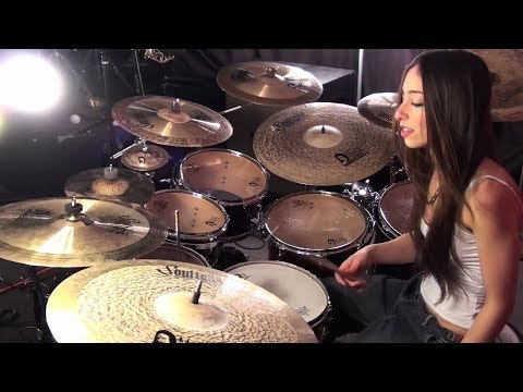 TOOL - ÆNEMA - DRUM COVER BY MEYTAL COHEN (TAKE 1)