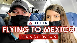 FLYING TO MEXICO DURING COVID | New Airline & Airport Guidelines |  Pandemic Travel Internationally