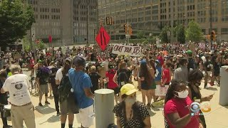 Hundreds March For Educational Justice In Philadelphia