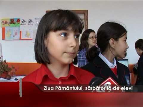 Ziua Pământului, sărbătorită de elevi