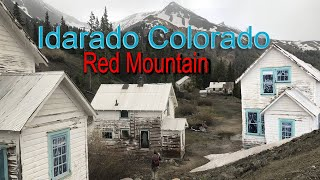 Red Mountain Town Colorado - Abandoned Ghost Town