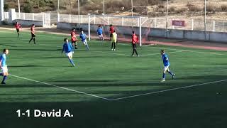 Escuela de Fútbol de Arganda 4 - 1 Juvenil Masculino