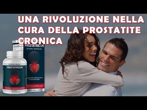 Ciò regime di trattamento per la prostata