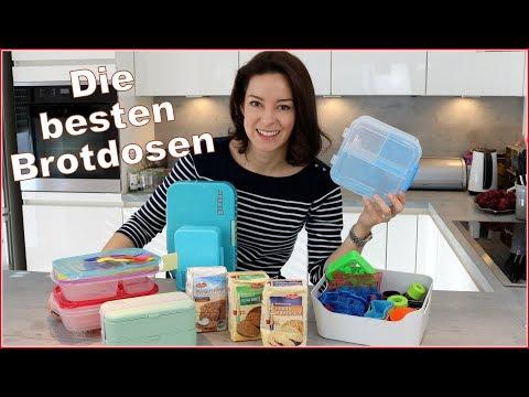Brotdosen Vergleich für Schule, Büro, Kindergarten, Uni | gabelschereblog