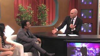 Entrevista a Jon Secada| El Pelado de la Noche - Ora TV