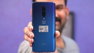OnePlus7 Pro Malayalam Unboxing and Reviews