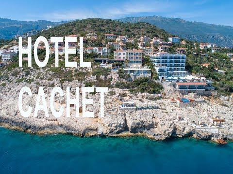 Hotel Cachet - Kaş