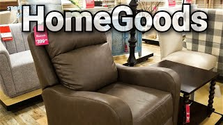 HomeGoods Furniture And Home Accents