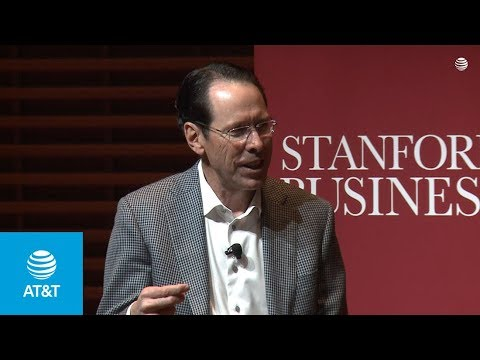 Randall Stephenson Talks Data at Stanford Graduate School of Business-youtubevideotext