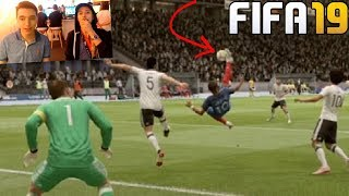 GOL NEBUN MBAPPE IN FIFA 19 !!! GERMANIA VS FRANTA - FIFA 19 In ROMANA !!!