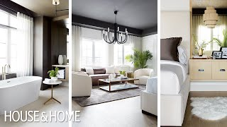Luxury House Tour: The Bedrooms & Bathrooms Of This Grand Prize Showhome