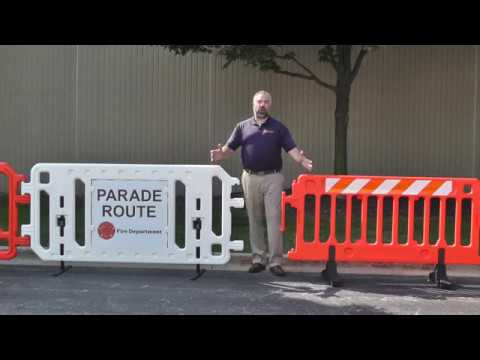 Crowdcade™ Deluxe Crowd Control System