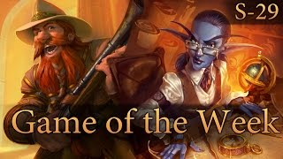 Hearthstone Game of the Week #21: Hearthstone PTSD (Reno Mage vs Dragon Paladin)