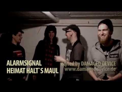 ALARMSIGNAL - Heimat Halt´s Maul