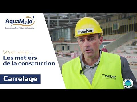 Retour sur le projet d'AquaMalo et le métier de carreleur