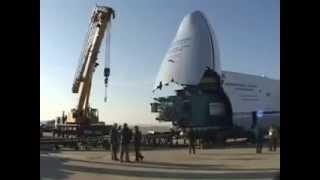 Big Flight -- Moving a Boiler by Plane