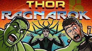 Thor: Ragnarok Trailer Spoof - TOON SANDWICH