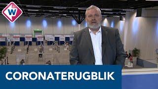 GGD-directeur Sjaak de Gouw over een jaar strijd tegen corona - OMROEP WEST
