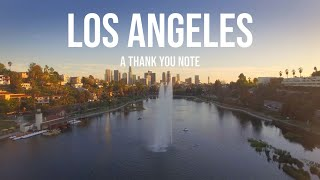 Thank You Angelenos Frontliners: a Tribute from Indonesians in LA