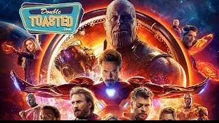 AVENGERS INFINITY WAR SPOILER TALK - Double Toasted Reviews - dooclip.me