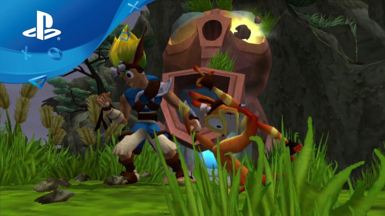 Die Jak & Daxter PS2-Klassiker erscheinen für PS4