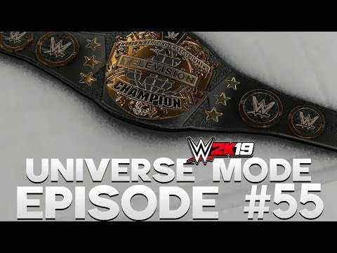 WWE 2K19 | Universe Mode - 'NESE GUYS FINISH LAST!' | #55