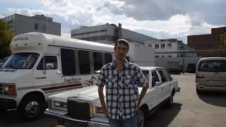 Lincoln Town Car. История автомобиля