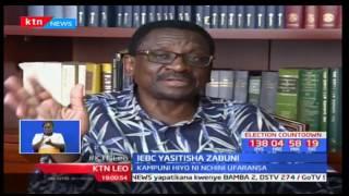 IEBC yasitisha zabuni ikisema kuwa muda uliobaki hadi uchaguzi ujao ni mchache