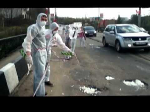 Плохие Смоленские дороги