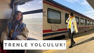 DOĞU EKSPRESİ DEĞİL SOFYA EKSPRESİ! 🚂   Trenle Yolculuk Nasıl Oluyor?  Bulgaristan VLOG