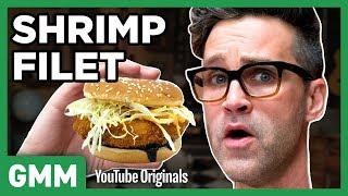 International McDonald's Taste Test - dooclip.me