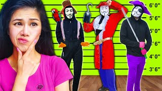 I WENT TO HACKER PIRATE PARTY! Spy Ninjas vs Costume Challenges & Pranks to Escape with Daniel's Mom