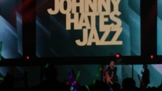 Turn Back the Clock-Johnny Hates the Jazz Live in HK 2016