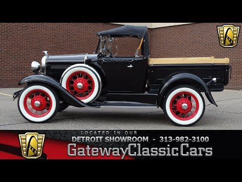 Video of '31 Model A - MADF