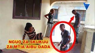 Baada ya kununuliwa Nguo za skukuu ya Dogo Amtia Aibu Dada ake