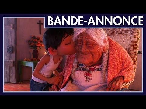 Coco - Bande-annonce officielle I Disney